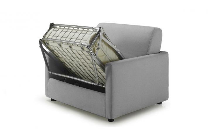 fauteuil convertible tissu frederica design en direct de l 39 usine sur sofa. Black Bedroom Furniture Sets. Home Design Ideas