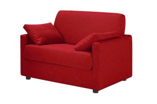 Fauteuil Convertible Tissu FREDERICA SoFactory