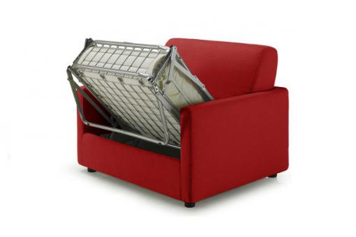 Canapé convertible Rouge ZA103920-36500