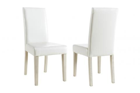 Lot de 2 chaises IDA Marron DE103976-0000