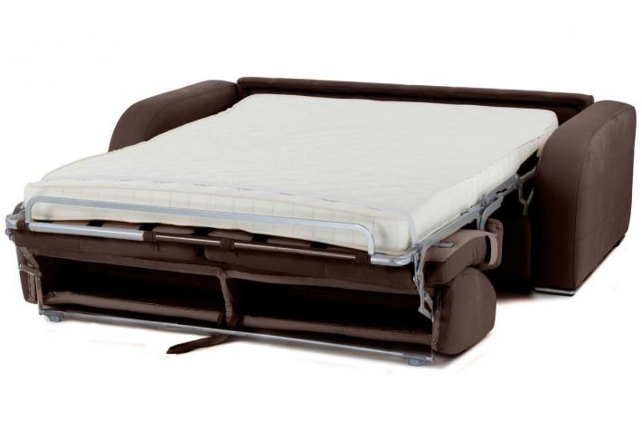 Canap convertible en microfibre cezano xl design en direct de l 39 usine su - Avis canape convertible ...