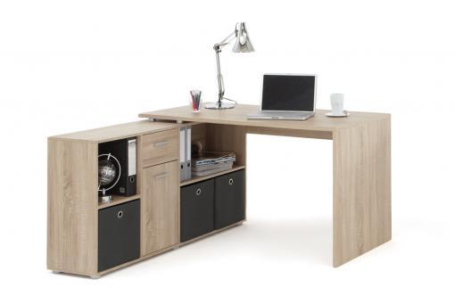 bureau d 39 angle r versible rob ch ne design sur sofactory. Black Bedroom Furniture Sets. Home Design Ideas