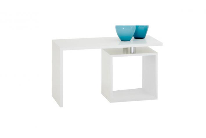 Table basse BARZY Blanc