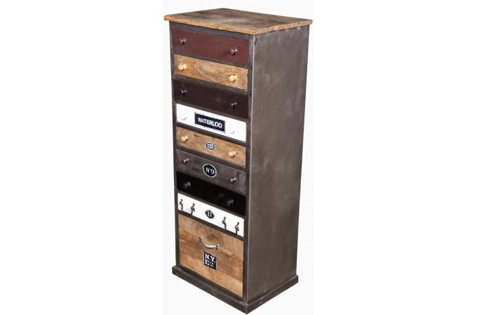 semainier 9 tiroirs vario design sur sofactory. Black Bedroom Furniture Sets. Home Design Ideas