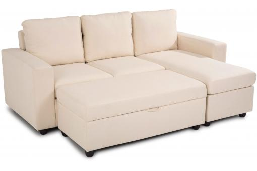 Canapé convertible Beige So112826-42404