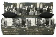Banquette BZ 140x190 Building Matelas Sofaflex 9 cm CELINE