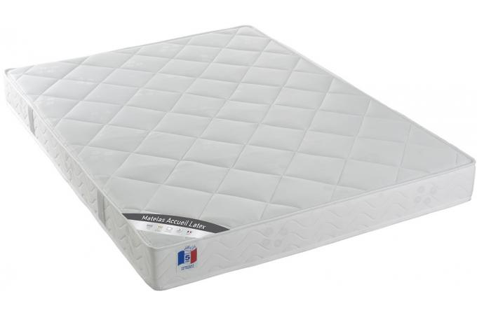 Matelas Latex Et Mousse 25kg M3 2 Faces H17 Cm 140x190 Cm Dream