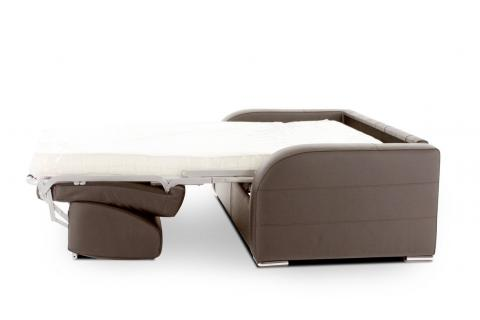 Canapé convertible Sofactory Taupe VE121544-44174