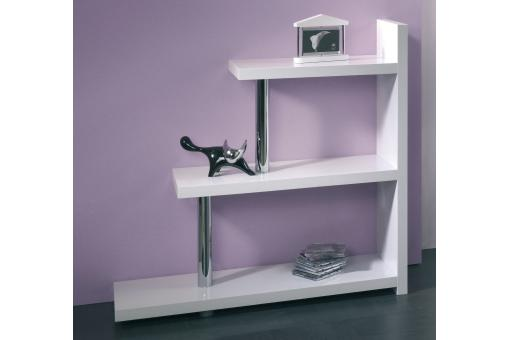 etag re laqu blanc raja design pas cher sur sofactory. Black Bedroom Furniture Sets. Home Design Ideas