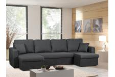 Sofactory - LIBERTY - Canape gris
