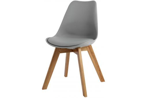 Chaise Design Style Scandinave Grise SWEDEN SoFactory