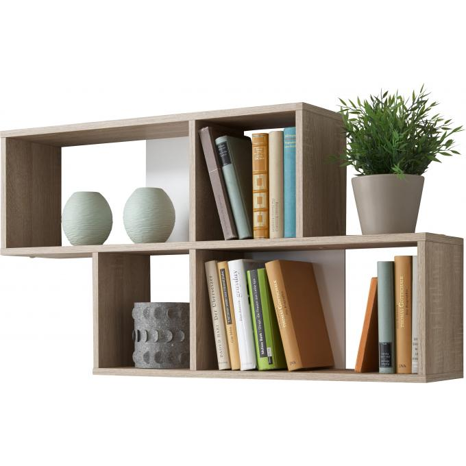 Etagere murale 4 cases my blog - Etagere rangement castorama ...