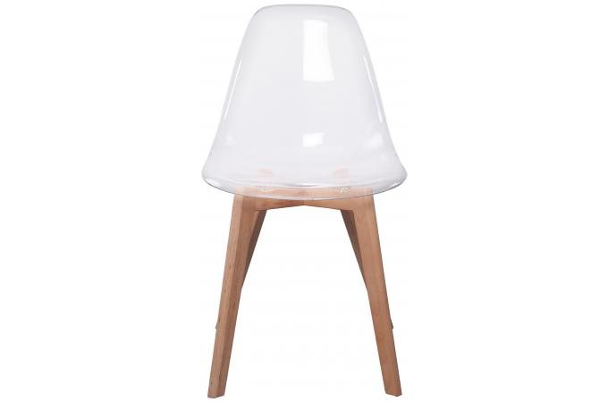 chaise scandinave transparente norway - Chaise Scandinave Transparente