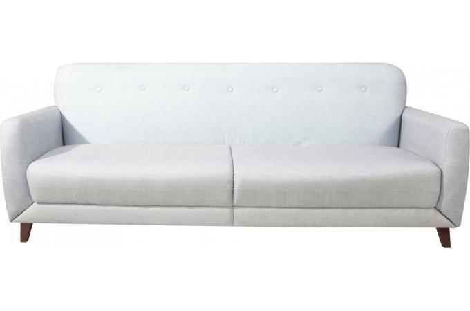 Canapé convertible clic-clac en tissu capitonné LOBBY design sur ...