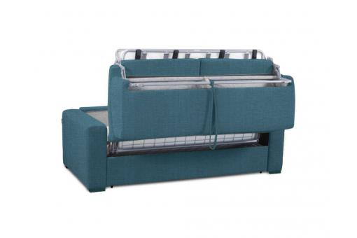 Canapé convertible Sofactory Turquoise Za186446-70672