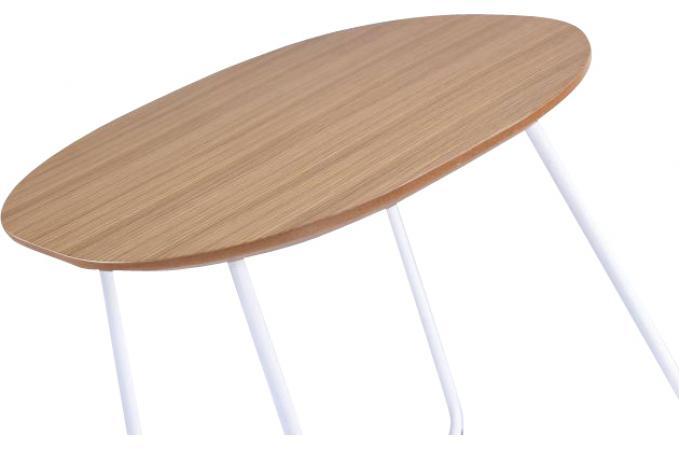 table d 39 appoint scandinave ch ne karta design sur sofactory. Black Bedroom Furniture Sets. Home Design Ideas
