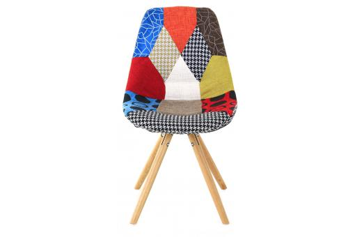 Chaise Scandinave Patchwork FORWAY SoFactory