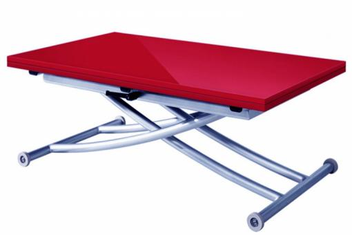 Table basse Rouge ME45708-0000