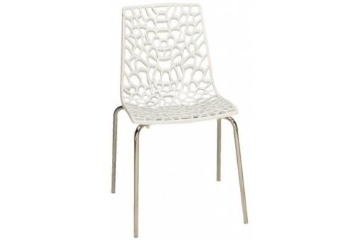 Chaise Blanche TRAVIOLA SoFactory