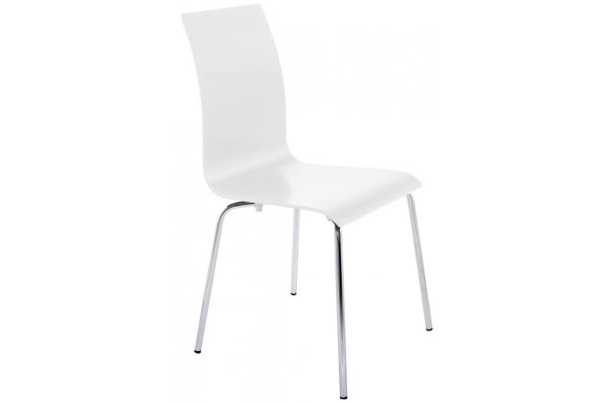 Chaise Blanche BARCELONE