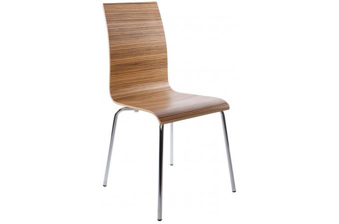 Chaise bois barcelone design pas cher sur sofactory - Chaise bois pas cher ...
