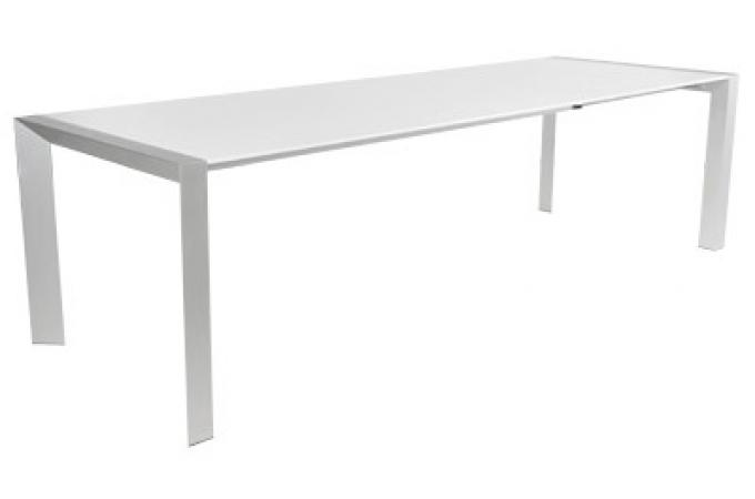 Table a manger blanche pas cher for Table a manger blanche