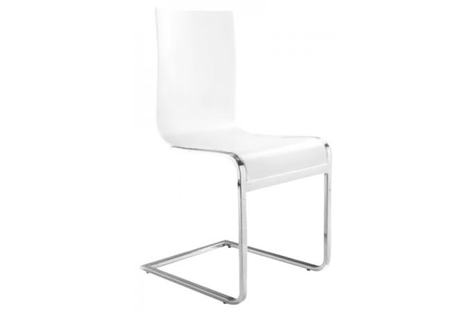 Chaise blanche HIP