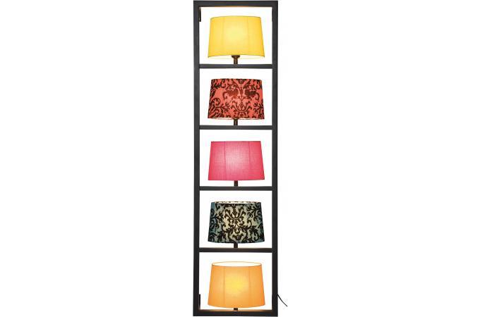 Lampe Murale Multicolore Polyester Dezembro Déco Design Sur Sofactory