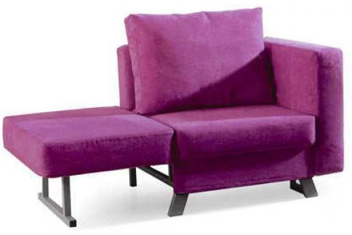 Fauteuil Tissu Rose MD54617-0000