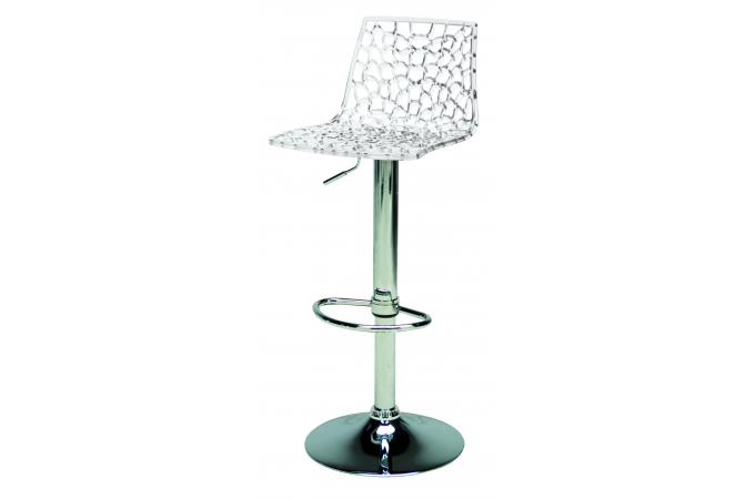 tabouret de bar design transparent smart design sur sofactory. Black Bedroom Furniture Sets. Home Design Ideas