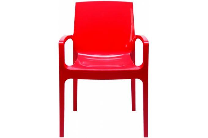 chaise design rouge tarn design sur sofactory. Black Bedroom Furniture Sets. Home Design Ideas