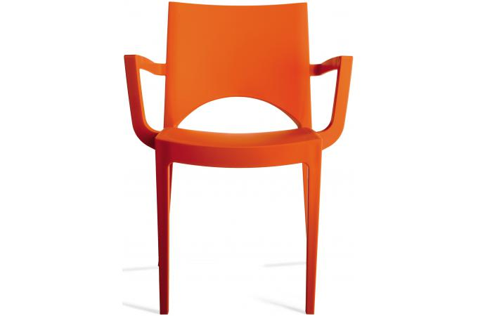 chaise design orange turin design sur sofactory. Black Bedroom Furniture Sets. Home Design Ideas