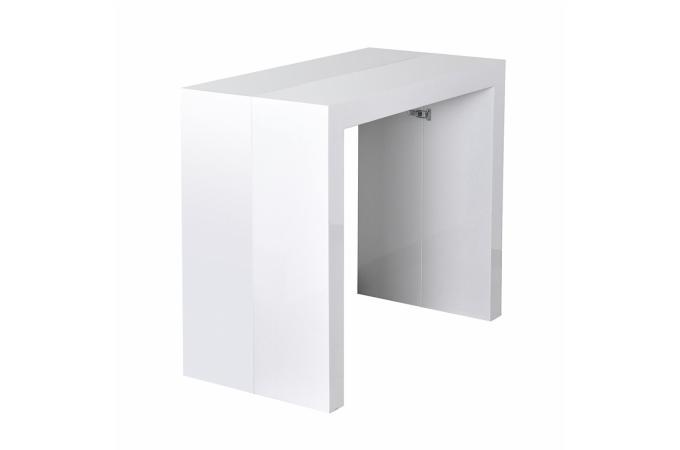 table a rallonge console ikea. Black Bedroom Furniture Sets. Home Design Ideas