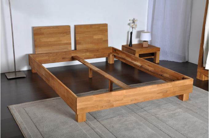 tete de lit chene massif maison design. Black Bedroom Furniture Sets. Home Design Ideas