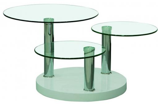 Table basse Blanc Lo58773-0000