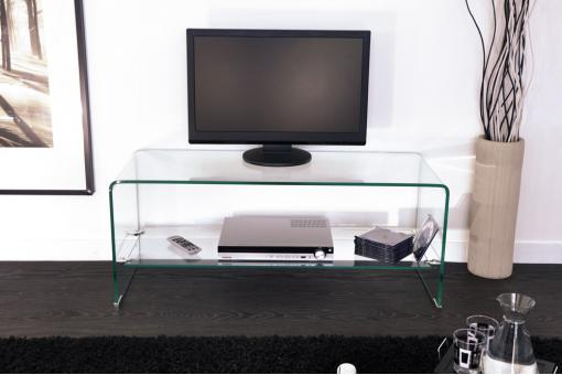 Meuble TV Sofactory Transparent Lo58814-0000