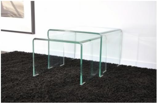 Table basse Transparent Lo58815-0000