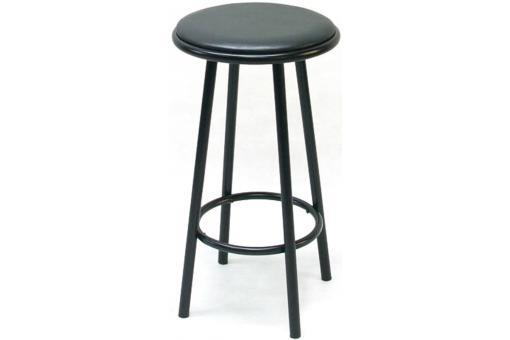 tabouret de bar noir bruce design pas cher sur sofactory. Black Bedroom Furniture Sets. Home Design Ideas