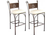Lot de 2 Chaises hautes QUIET