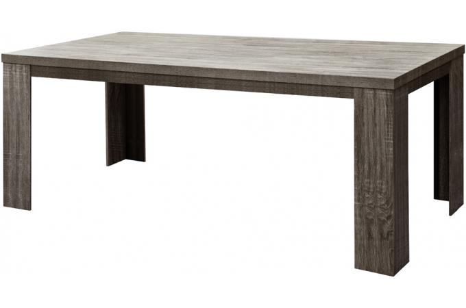 Table manger rectangulaire ch ne juan design sur sofactory - Table a manger rectangulaire ...