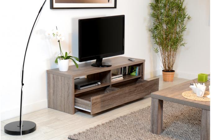 meuble tv ch ne juan design sur sofactory. Black Bedroom Furniture Sets. Home Design Ideas