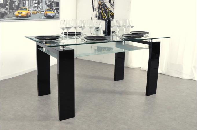 Table Manger Transparente Gloria Design Sur Sofactory