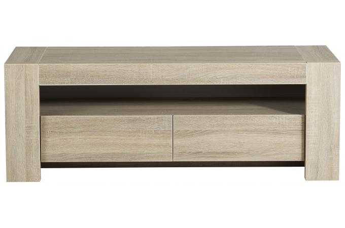 Meuble tv plaqu bois bali design en direct de l 39 usine sur for Meuble tv gris bois