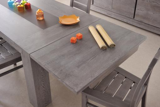 Table Gris PA68704-0000