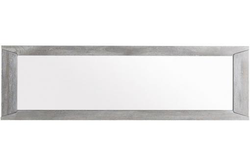 Miroir rectangulaire plaqu bois sidney d co design sur for Miroir rectangulaire
