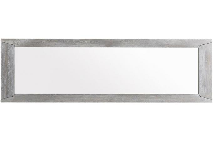 Miroir Rectangulaire Plaqué Bois SIDNEY déco design sur SoFactory