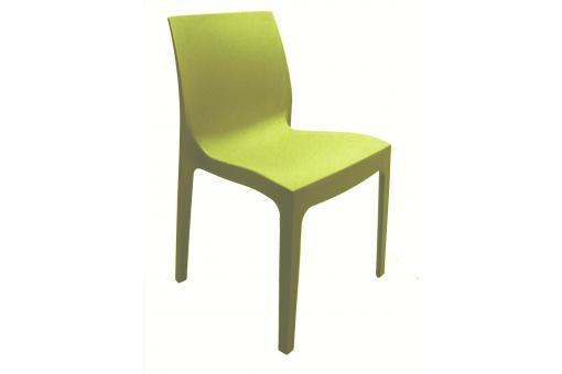 chaise design verte anis ile design sur sofactory. Black Bedroom Furniture Sets. Home Design Ideas