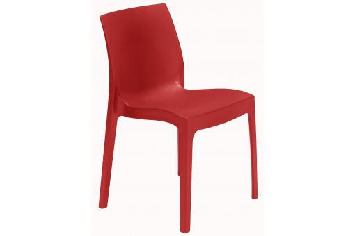Chaise design rouge ile design en direct de l 39 usine sur sofactory for Chaise factory rouge