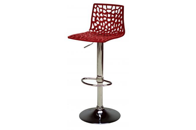chaise de bar moderne toile design sur sofactory. Black Bedroom Furniture Sets. Home Design Ideas