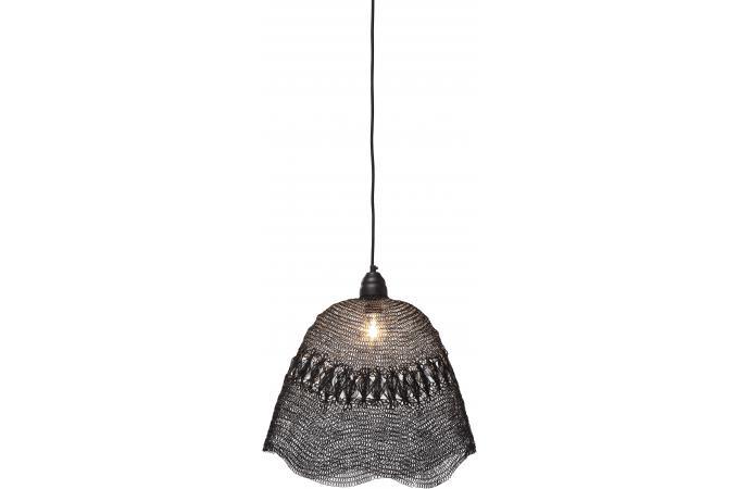 Suspension weave technique - Lampe suspension design pas cher ...